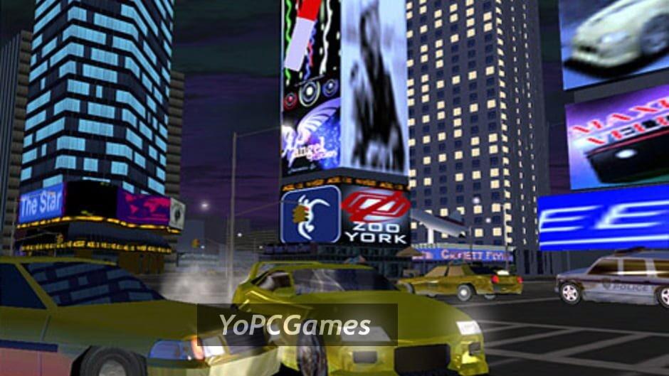 midnight club: street racing screenshot 5
