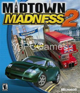 midtown madness 2 pc game