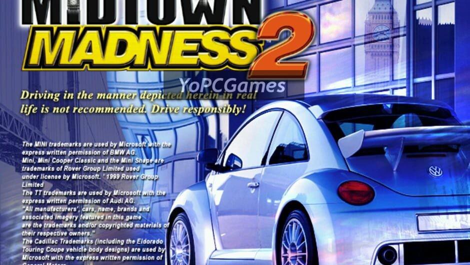 midtown madness 2 screenshot 2