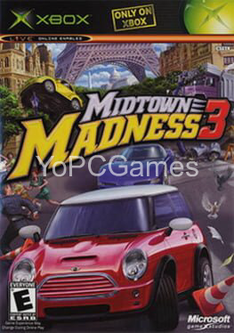 midtown madness 3 pc game