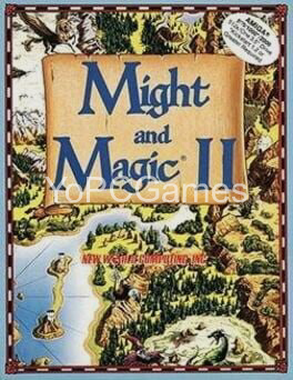 might and magic ii: gates to another world game