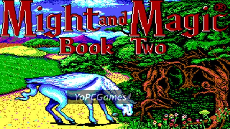 might and magic ii: gates to another world screenshot 1