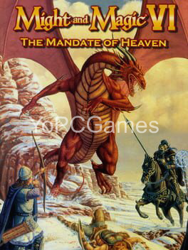 might and magic vi: the mandate of heaven for pc