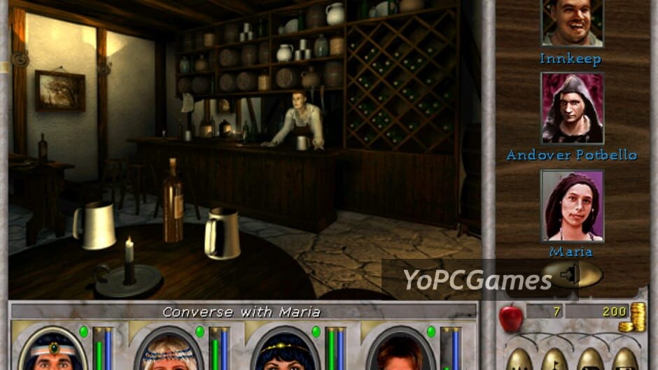 might and magic vi: the mandate of heaven screenshot 4