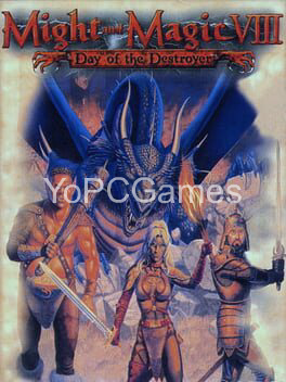 might and magic viii: day of the destroyer pc game