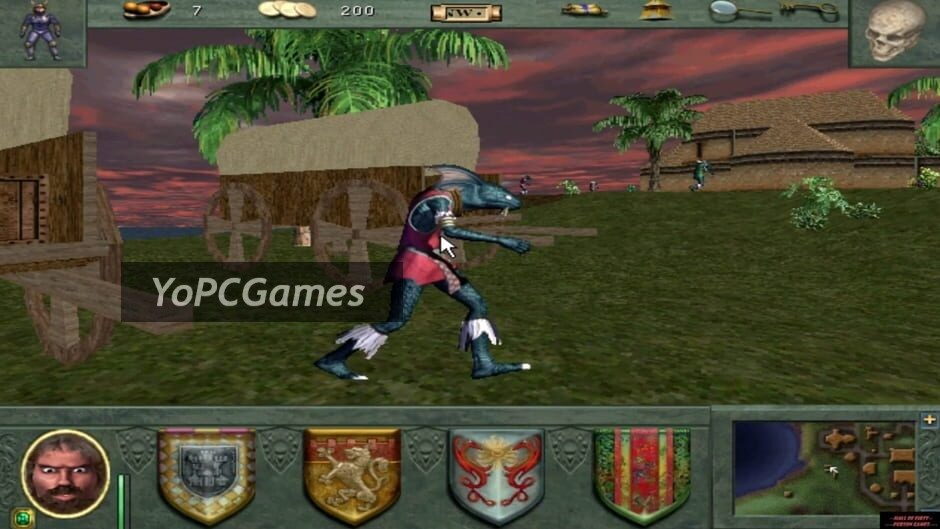 might and magic viii: day of the destroyer screenshot 2