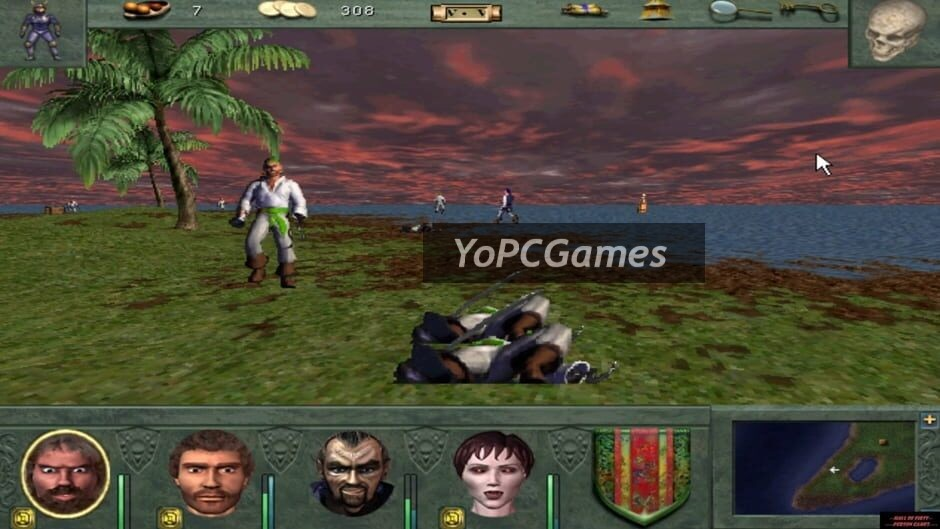 might and magic viii: day of the destroyer screenshot 3