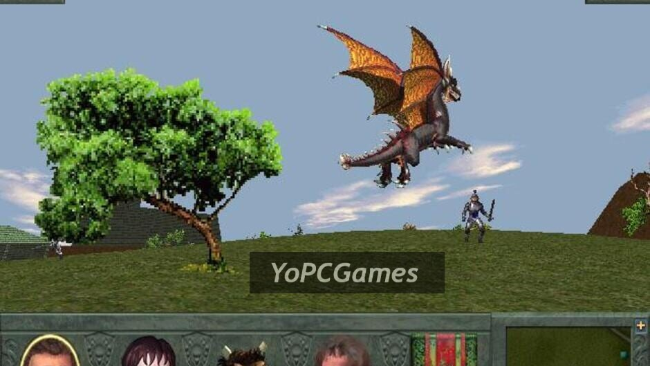 might and magic viii: day of the destroyer screenshot 4