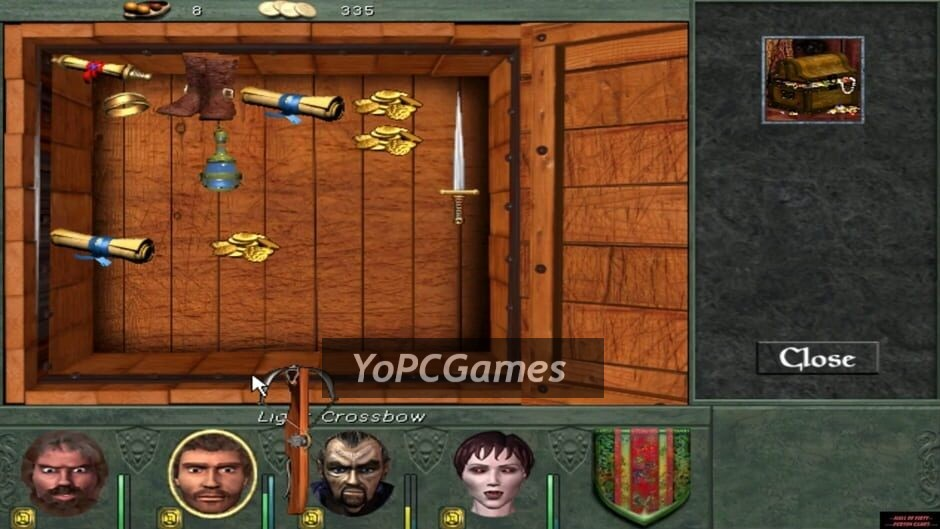 might and magic viii: day of the destroyer screenshot 5