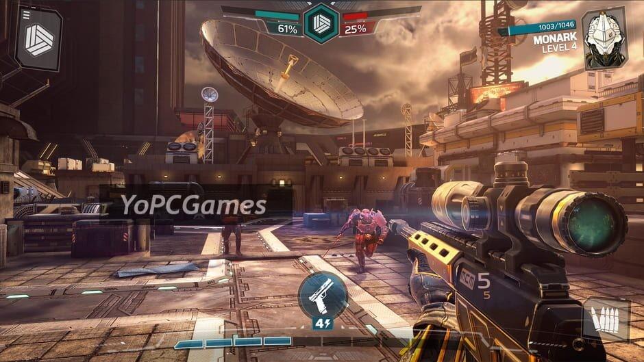 modern combat versus screenshot 2
