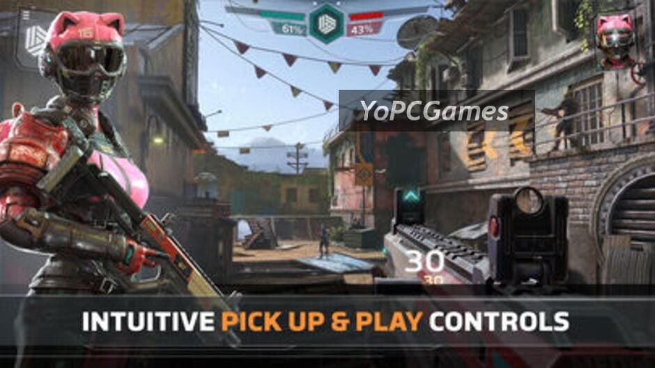 modern combat versus screenshot 4