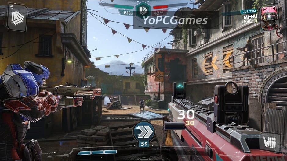 modern combat versus screenshot 5