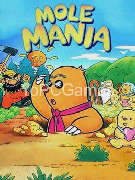 mole mania game