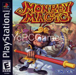 monkey magic game