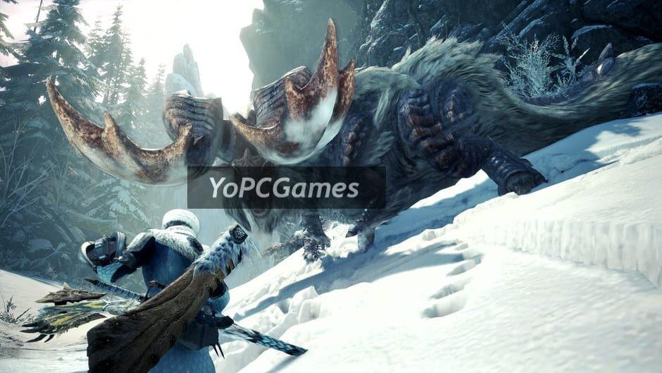 monster hunter: world - iceborne screenshot 3