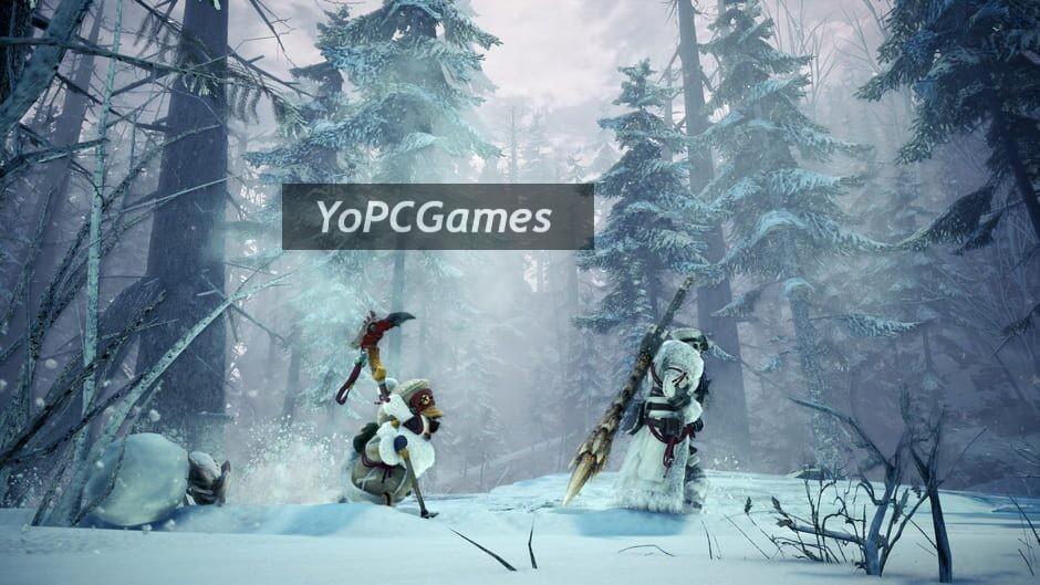 monster hunter: world - iceborne screenshot 5