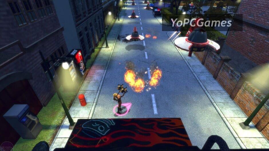 monster madness: grave danger screenshot 1