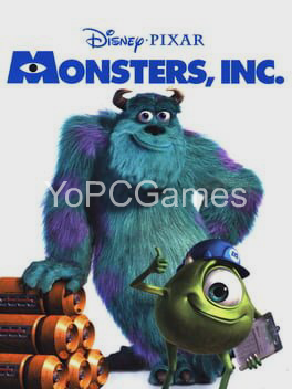 monsters, inc. cover