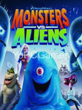 monsters vs. aliens pc
