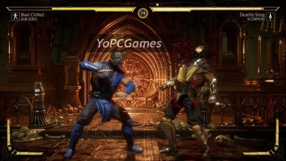 mortal kombat 11 screenshot 5