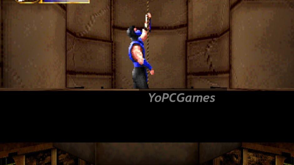 mortal kombat mythologies: sub-zero screenshot 2