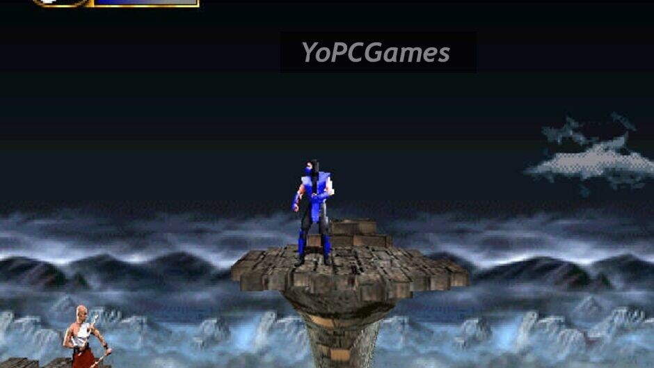 mortal kombat mythologies: sub-zero screenshot 3
