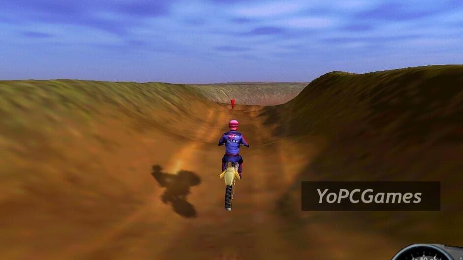 motocross madness screenshot 2