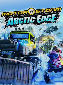 motorstorm: arctic edge game