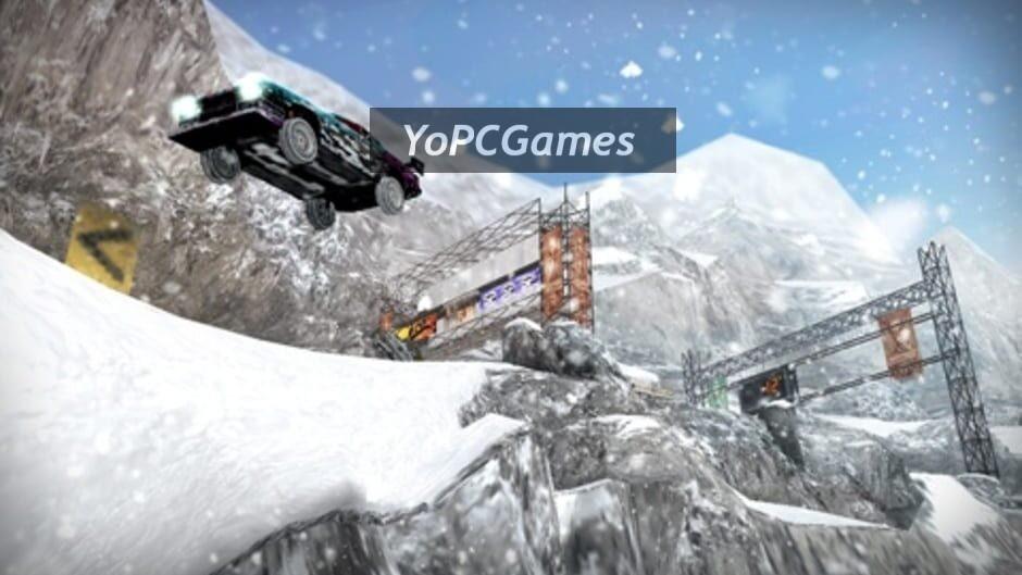 motorstorm: arctic edge screenshot 1
