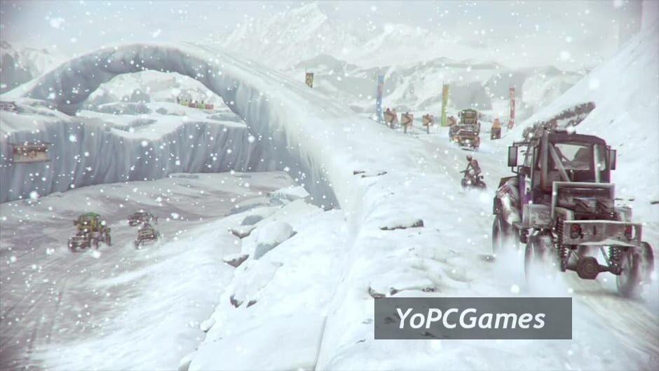 motorstorm: arctic edge screenshot 4