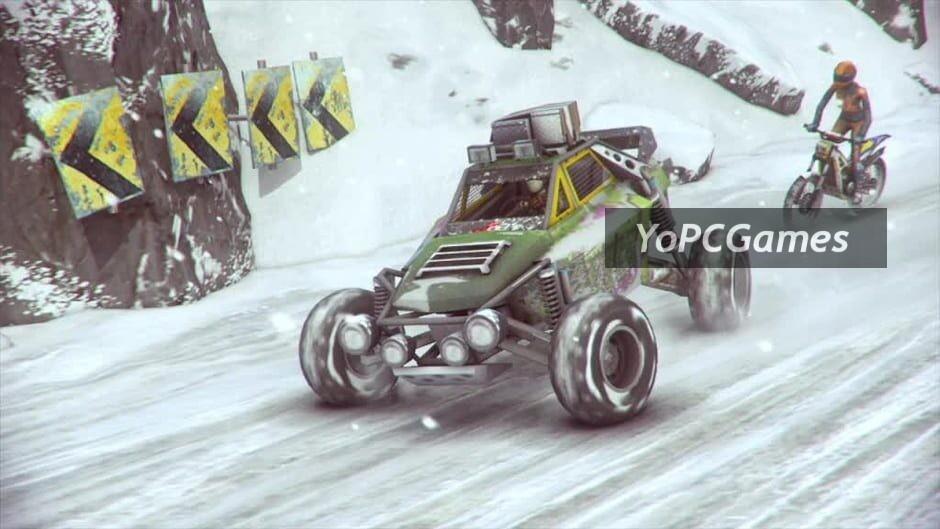motorstorm: arctic edge screenshot 5