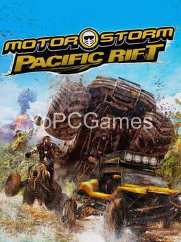 motorstorm: pacific rift for pc