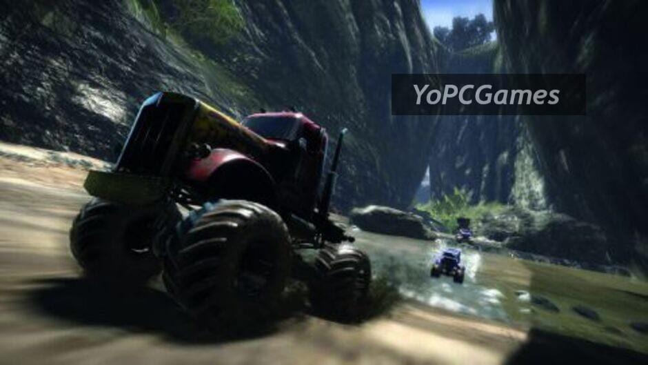 motorstorm: pacific rift screenshot 2