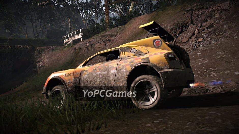 motorstorm: pacific rift screenshot 3