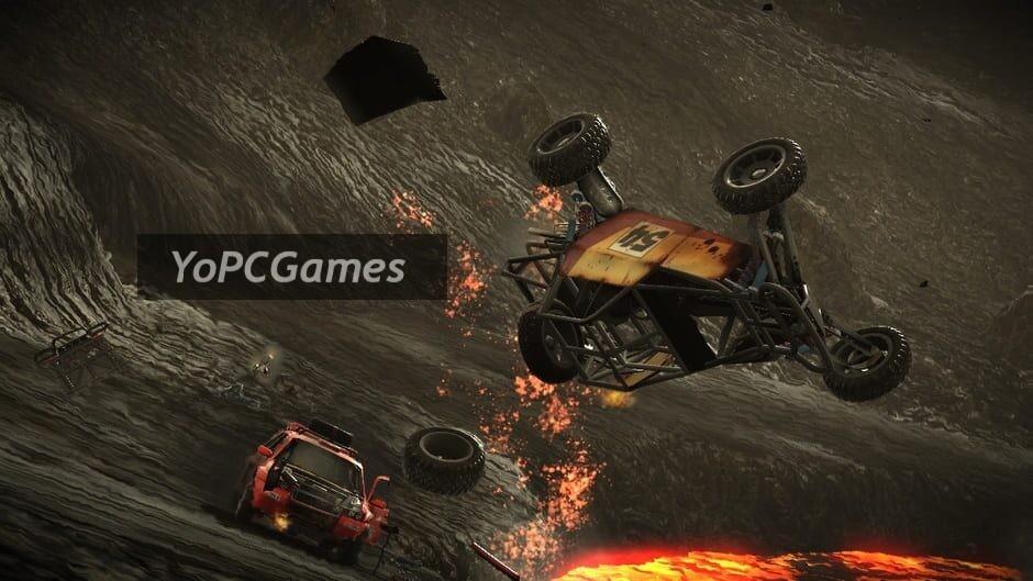 motorstorm: pacific rift screenshot 4