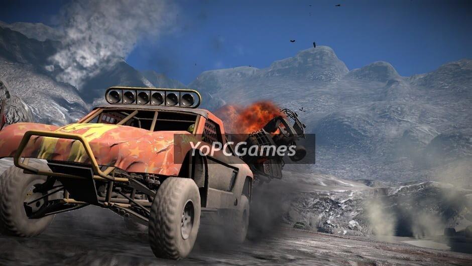 motorstorm: pacific rift screenshot 5
