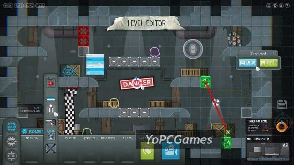 move or die screenshot 1