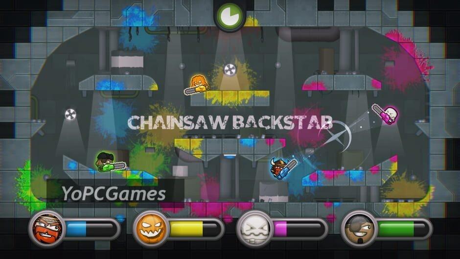 move or die screenshot 5