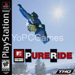 mtv sports: pure ride for pc