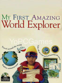 my first amazing world explorer pc game