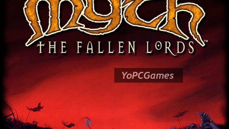 myth: the fallen lords screenshot 1