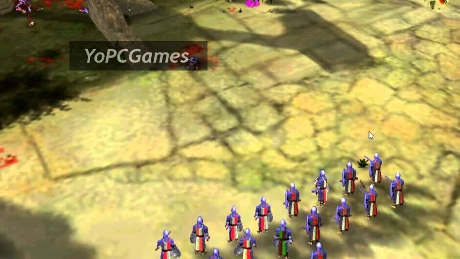 myth: the fallen lords screenshot 2