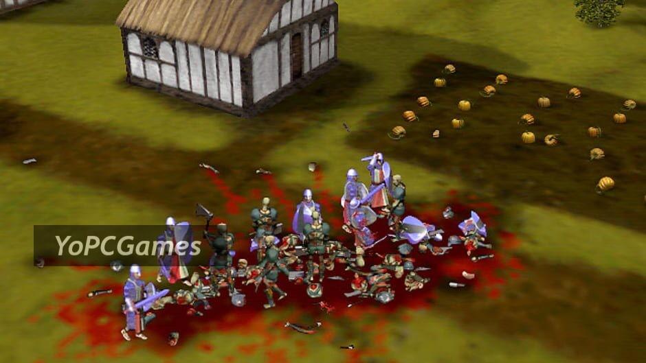 myth: the fallen lords screenshot 3