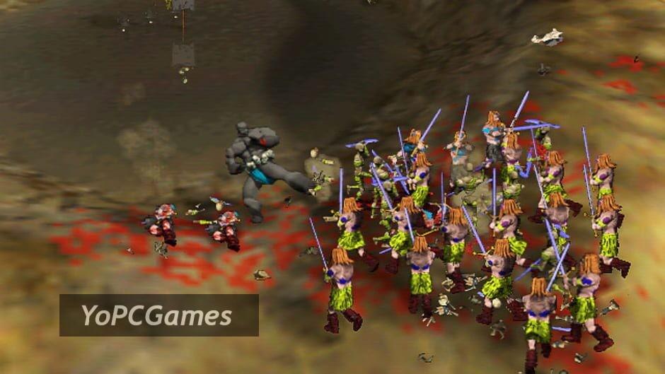 myth: the fallen lords screenshot 4