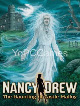 nancy drew: the haunting of castle malloy poster