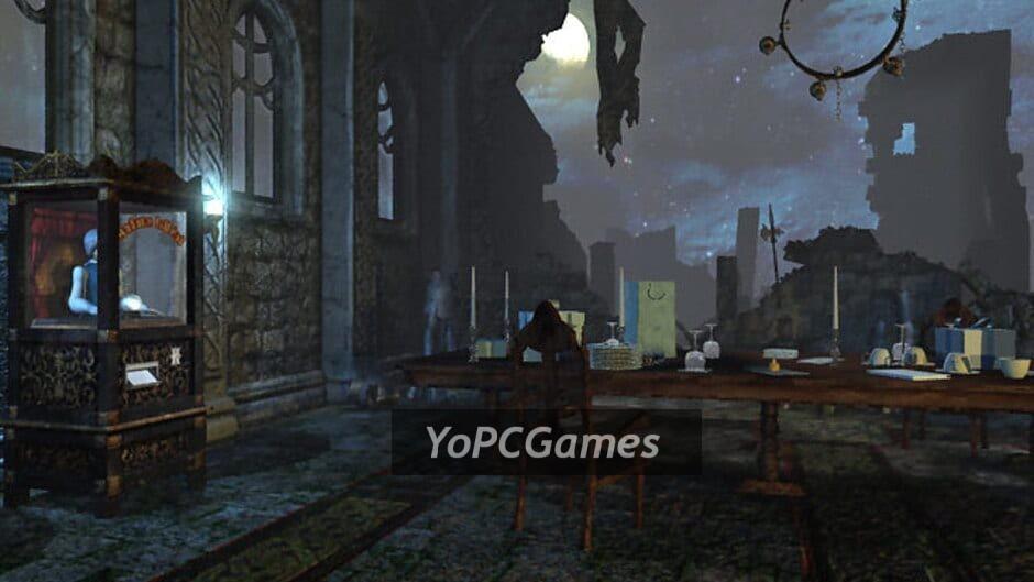 nancy drew: the haunting of castle malloy screenshot 1