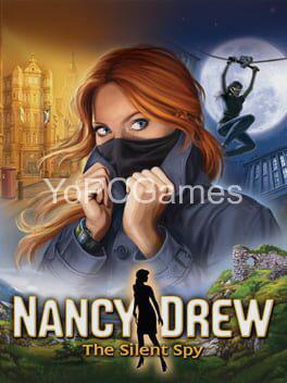 nancy drew: the silent spy cover