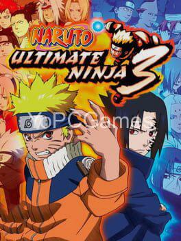 naruto: ultimate ninja 3 pc