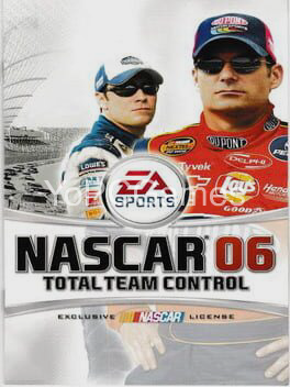 nascar 06: total team control for pc