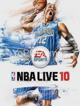 nba live 10 pc game